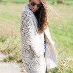 Daisy Dress & Knitted Cardigan